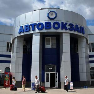 Автовокзалы Ханты-Мансийска