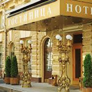 Гостиницы Ханты-Мансийска