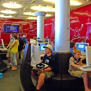Интернет-кафе Ханты-Мансийска