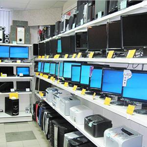 Компьютерные магазины Ханты-Мансийска