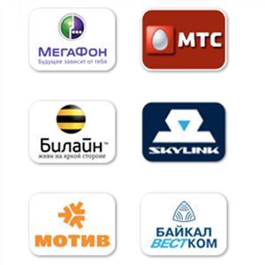 Операторы сотовой связи Ханты-Мансийска