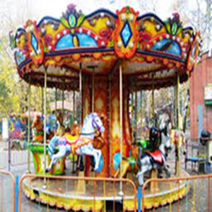 Парки культуры и отдыха Ханты-Мансийска
