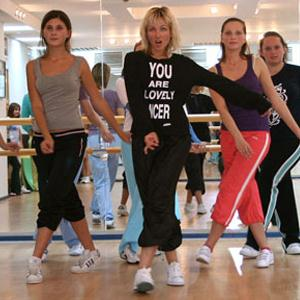 Школы танцев Ханты-Мансийска