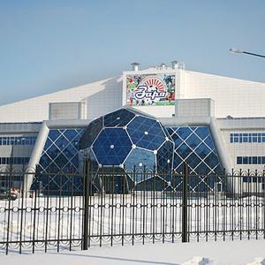 Спортивные комплексы Ханты-Мансийска